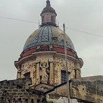 Cupola Santa Maria del Carmine Palermo