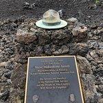 In memory of a fallen ranger...