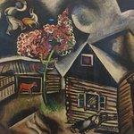 The rain, Marc Chagall