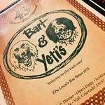 Foto de Bart & Yeti's