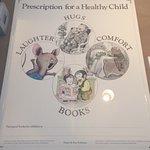 Original drawings and drafts of children's favorites