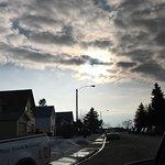Beautiful skies in Saskatchewan