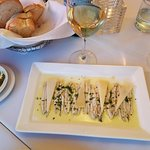 Lovely Anchovy tapas!