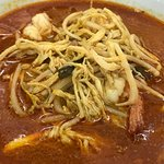 Curry Mee (not that nice), it is Maggi Mee.