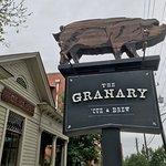 The Granary 'cue and brew