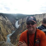 Upper & Lower Falls is a must see at Yellowstone...