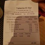Photo of Taberna el Sur
