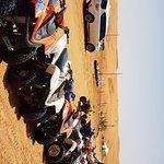 صورة فوتوغرافية لـ Red Sand Dunes