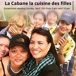 Photo of La Cabane, La Cuisine des Filles
