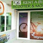 BeGreen Shop Rent a Bike