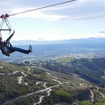 New Zipper, Marlon, flying high - check out the views.