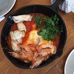 seafood shakshuka