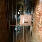 Tunnel to 2,000 foot mine shaft