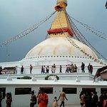Photo of Boudhanath Stupa