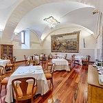 Salón principal Restaurante Conde Lucanor
