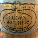 Aussies Enjoy Afternoon At Brown Brothers Milawa Vineyard