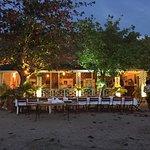 Foto de Oualie Beach Restaurant