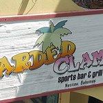 The Bearded Clam (Nassau, Bahamas)