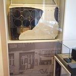 Infrarotkamera eingebaut in Tür von einem Trabi