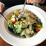 Vegetable Pappardelle