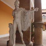 Estatuaria clásica.
