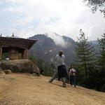 Taktsang Palphug Monastery Foto