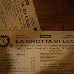 Photo de La Grotta di Leo