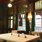 Foto van Restaurant des Hotel van der Werff