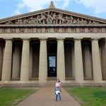 Back of Parthenon