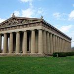 Parthenon Grounds