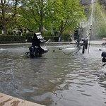 Tinguely-Brunnen Foto