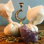 Thai Herbal Compresses.