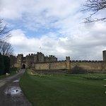 Alnwick Castle Foto