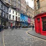 Photo de Edinburgh Old Town
