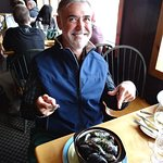 Rick and his mussels