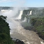 One of the 25 falls from Brazil
