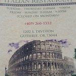 Roma's Italian Restaurant照片