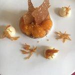 Dessert clémentines