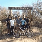 The Arizona trail is an 800 mile long trail through Arizona, and we love to ride it!