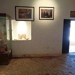 Vista interior. Exposición