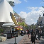 The Grove Shopping Center, Los Angeles, CA