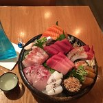 40 pcs Special sashimi set