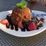 Chocolate Tartufo Truffle!