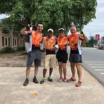 Cambodia Cycling Day Tour Foto