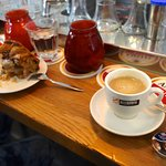 Best Dutch Apple Pie in the world - and great coffee!