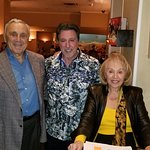 ROSARIO CASSATA AND CAROLYN WITH MR. AND MRS. SCOTTO AT FRESCO BY SCOTTO IN NYC
