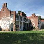 Former slave quarters