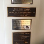 No photos allowed of the art, but worth reading the plaques, Learn the history of the place