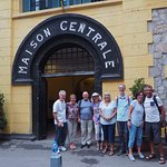 The organisation of our tour and the places we visited was so well organised. Our group of 8 had