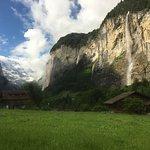 Lauterbrunnen Valley in June